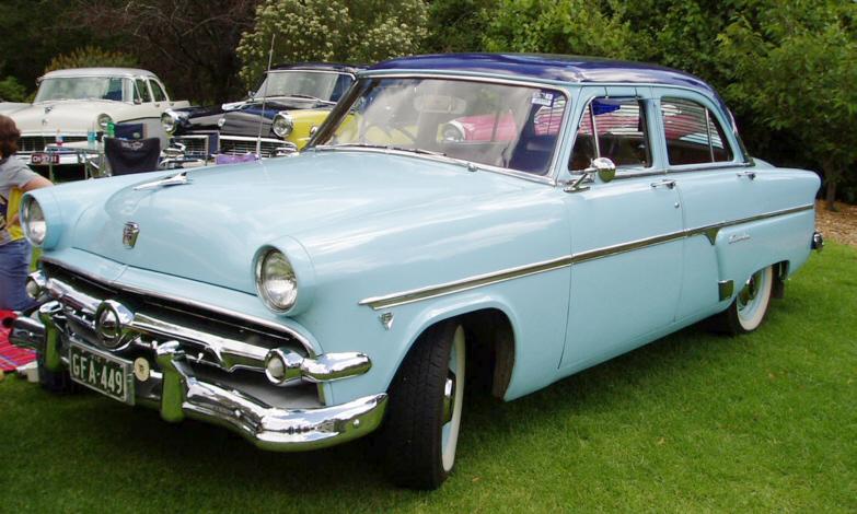 1955 ford customline fuse box diagram 1955 ford customline